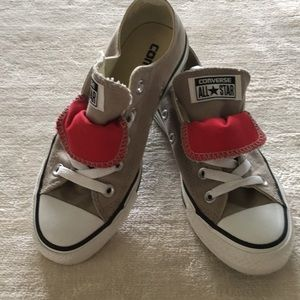 Converse All Stars Double Tongue